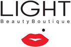 Light Beauty Boutique Mobile Logo